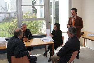 incontro presso la scuola dell'infanzia di via Marinai d'Italia